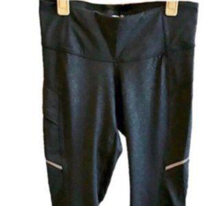 SUGOI Performance crop running leggings